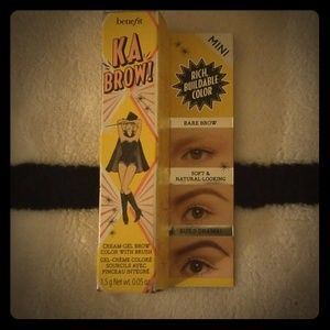 Benefit KA BROW! Mini 3.5 Brow color with brush